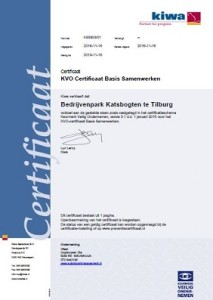 Jpeg Certificaat KB